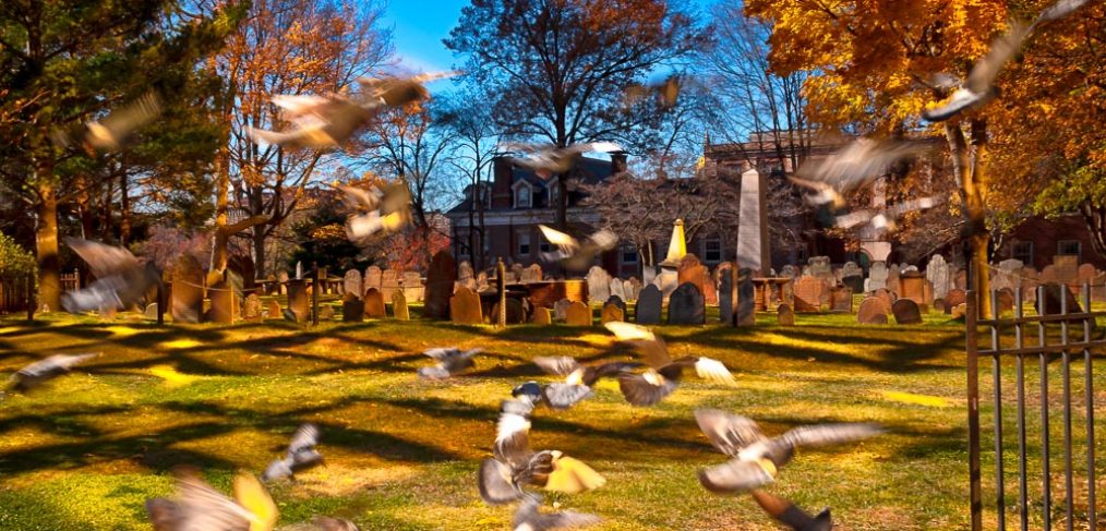 Ancient Burial Ground, Hartford, Connecticut