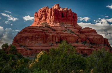 Bell Rock Courthouse Butte, Sedona,