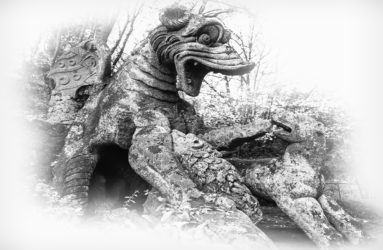 Monster Park, Bomarzo, Italy