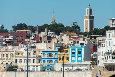The Andalusian Chronicles: Tangier