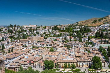 The Andalusian Chronicles: Granada