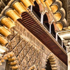 Alcazar of Seville 3, Seville, Spain