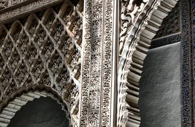Alcazar of Seville, Seville, Spain