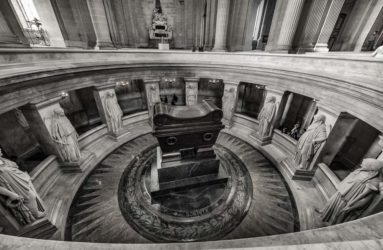 Napoleon's Tomb, Paris, France