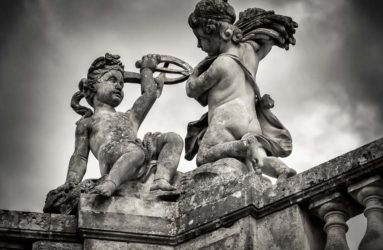 Versailles Statues, Paris, France