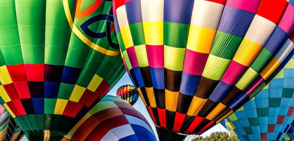 Balloon Fest, Plainville, Connecticut