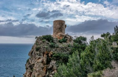 Torre des Verger, Majorca, Spain