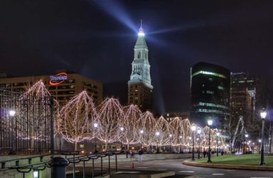 Constitution Plaza, Hartford,