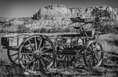 Ghost Ranch, Abique, NM