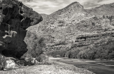 Virgin River Canyon Recreation Area, AZ