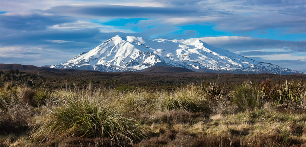 Tongariro National Park, North Island