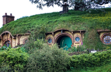 Hobbiton, Matamata, New Zealand