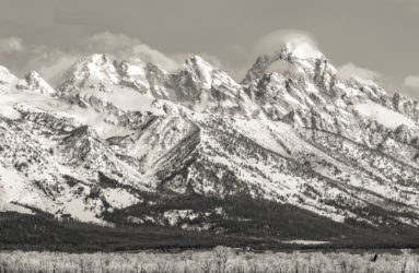 Grand Tetons, Jackson Hole, WY