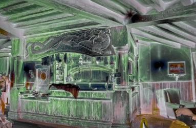 Green Dragon Inn, Hobbiton, New Zealand